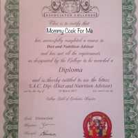 -DIET AND NUTRITION ADVISOR DIPLOMA-